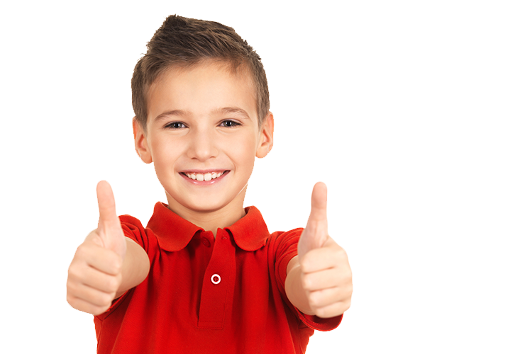 Thumbs up kid png. Cosmetic dentist exeter private