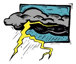 Thunderstorm clipart. At getdrawings com free