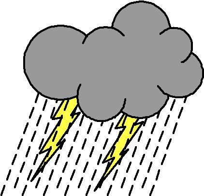 Thunderstorm clipart animated. Ingenious ideas storm lovely