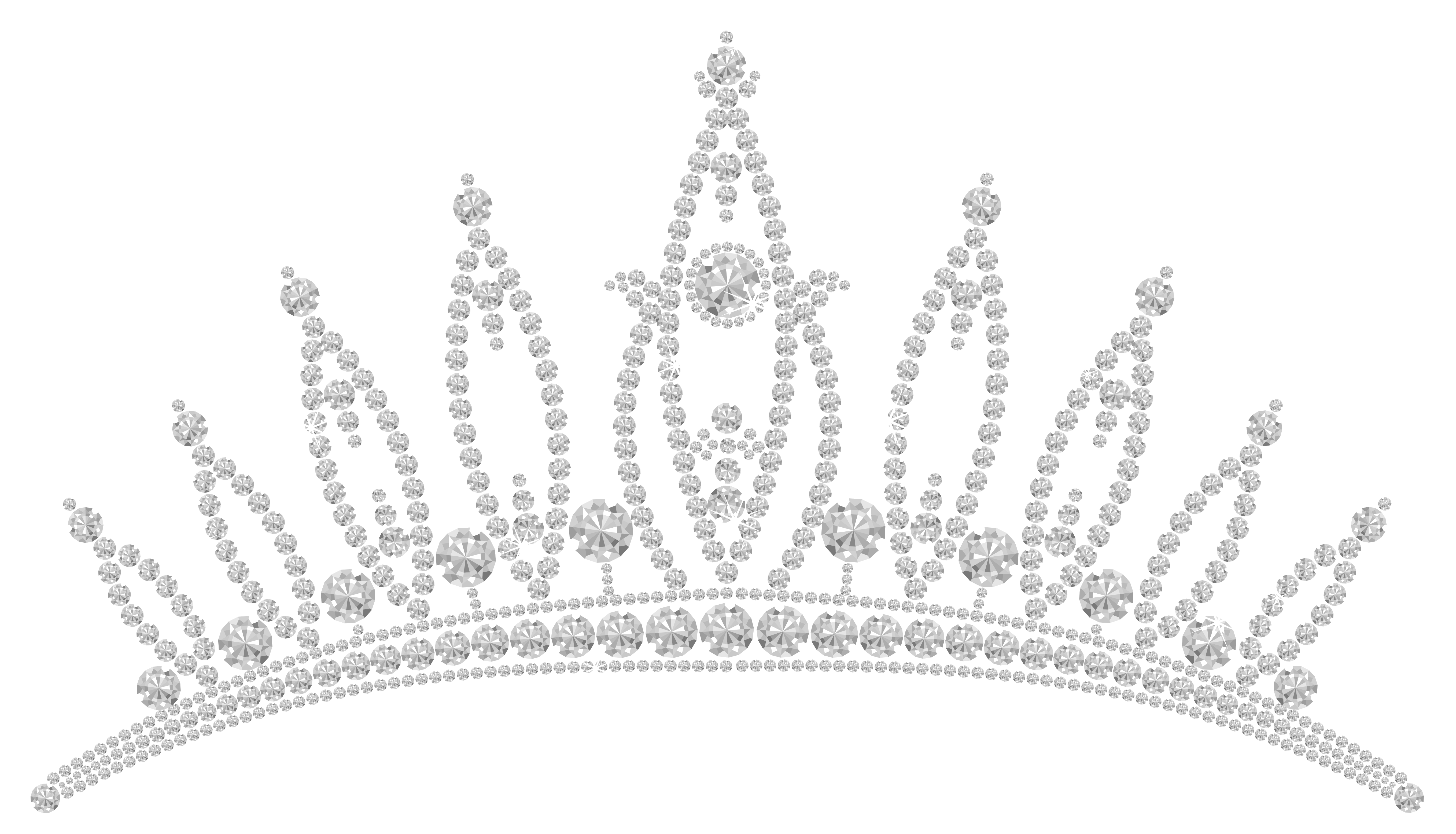 Tiara clipart png. Diamond picture gallery yopriceville