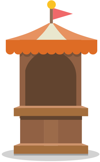 ticket booth png