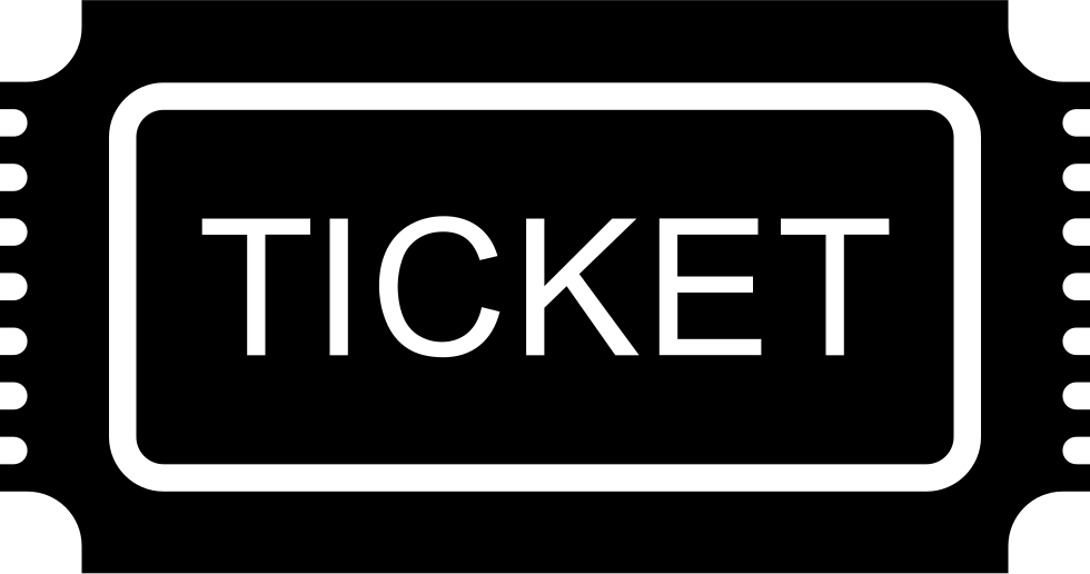 Ticket svg movie. Movies theater png icon