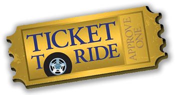 Ticket to ride logo png. Reviews for in lancaster