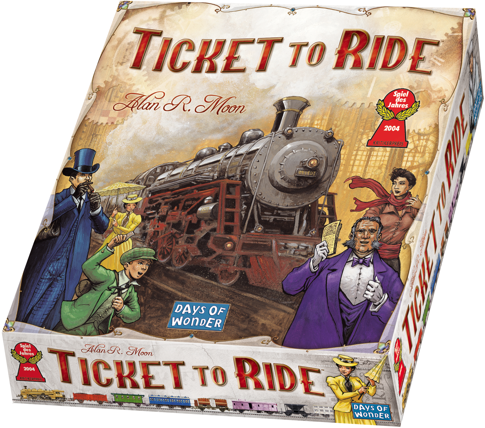 Ticket to ride logo png. Asmodee united kingdom featured