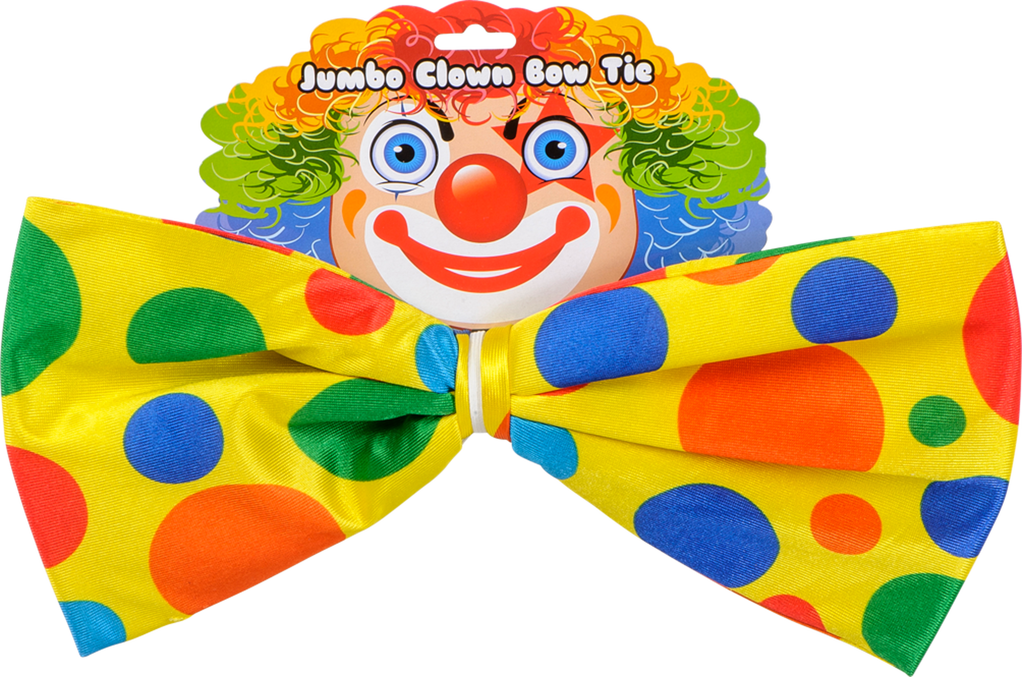 Clown tie png. Jumbo bow carnival at