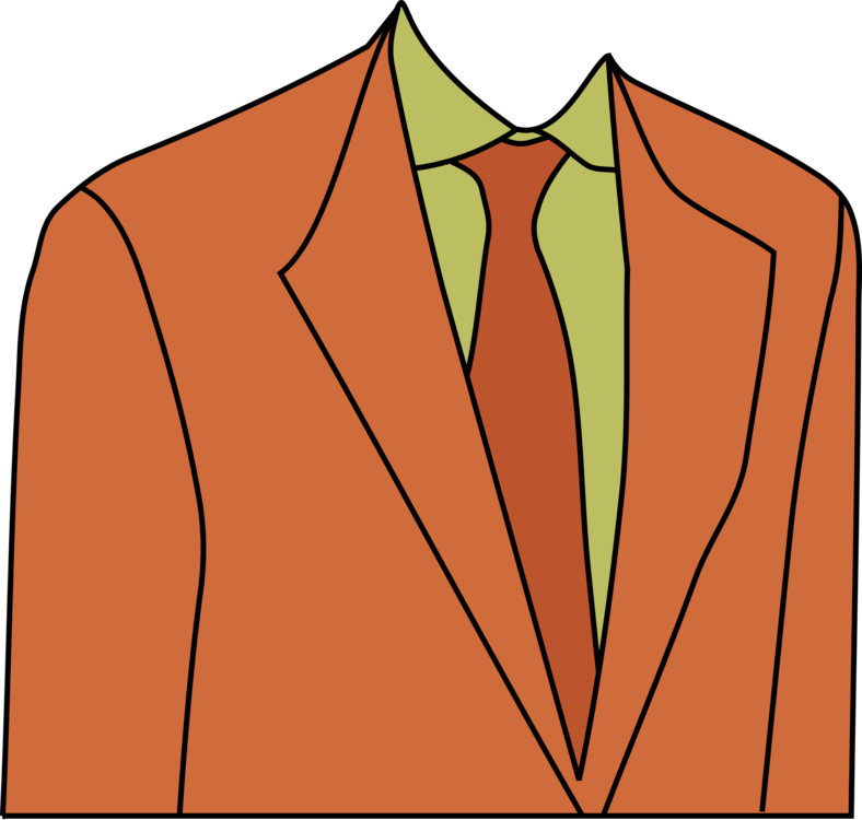 Necktie drawing dress shirt. Suit computer icons disco