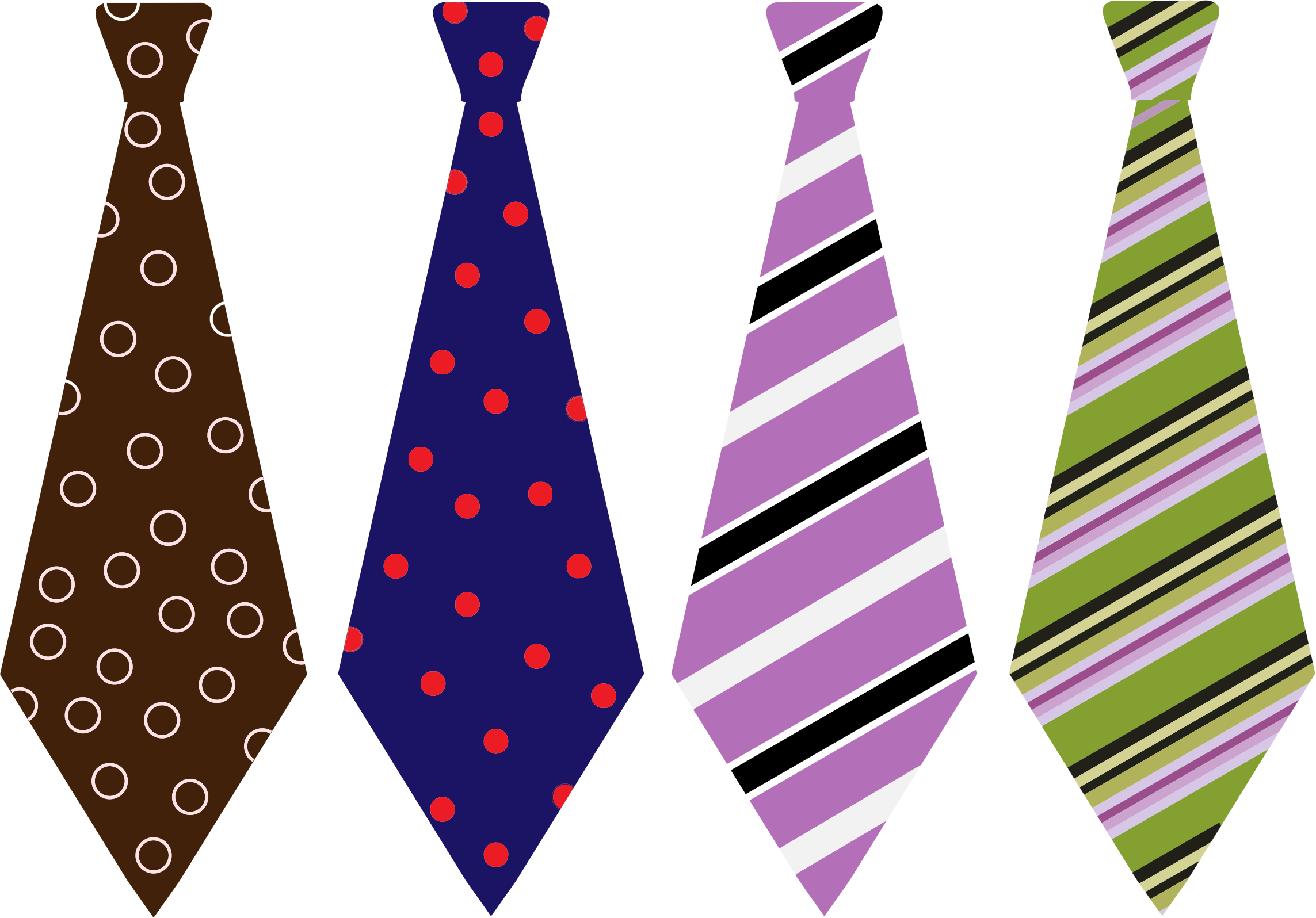 Drawing ties father's day. Png necktie transparent images