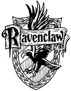 Tie clipart ravenclaw. Home logo harry potter