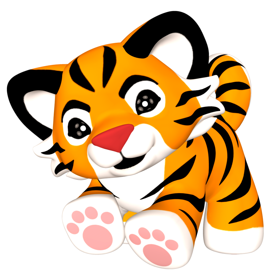 Tiger clipart png. Image