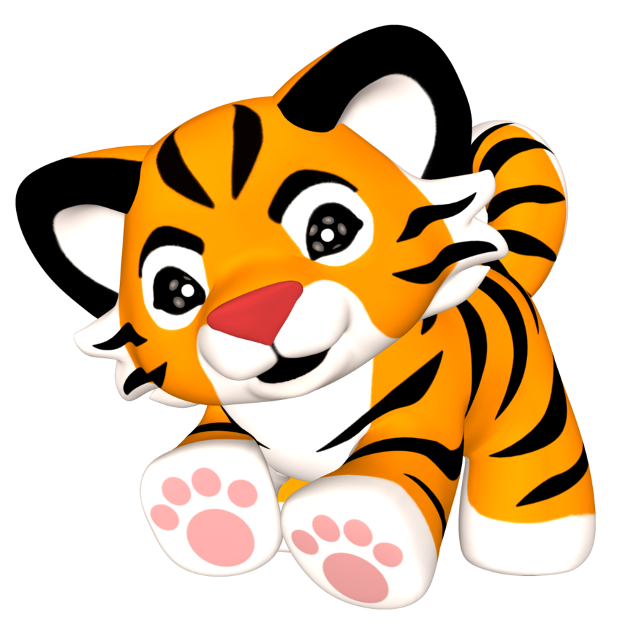 Tiger clipart png. By sasgraphics on deviantart