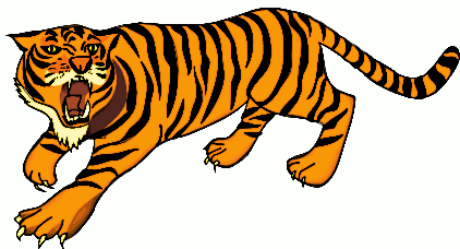 Tiger clipart real. Bengal at getdrawings com