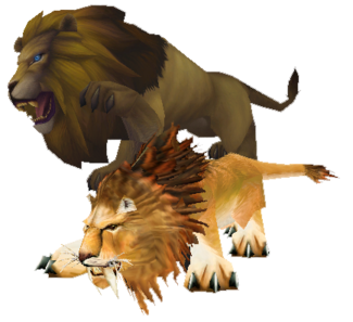 Beast fangs icon png. Lion wowpedia your wiki