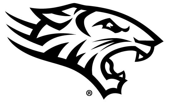 Tiger stripes black and white png. Brand mark towson university