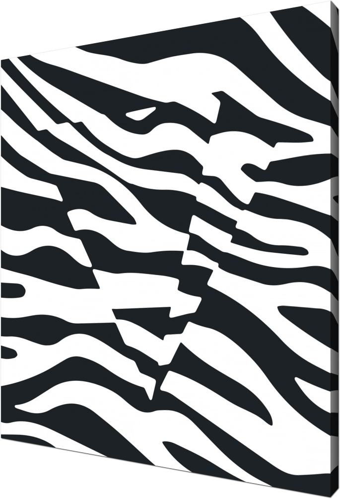 Striped vector stripe pattern. Tiger stripes by robert
