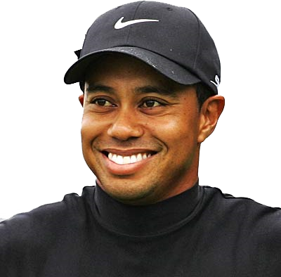Tiger woods png. Pic mart