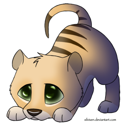 Tigers drawing clipart. Tiger adorable huge