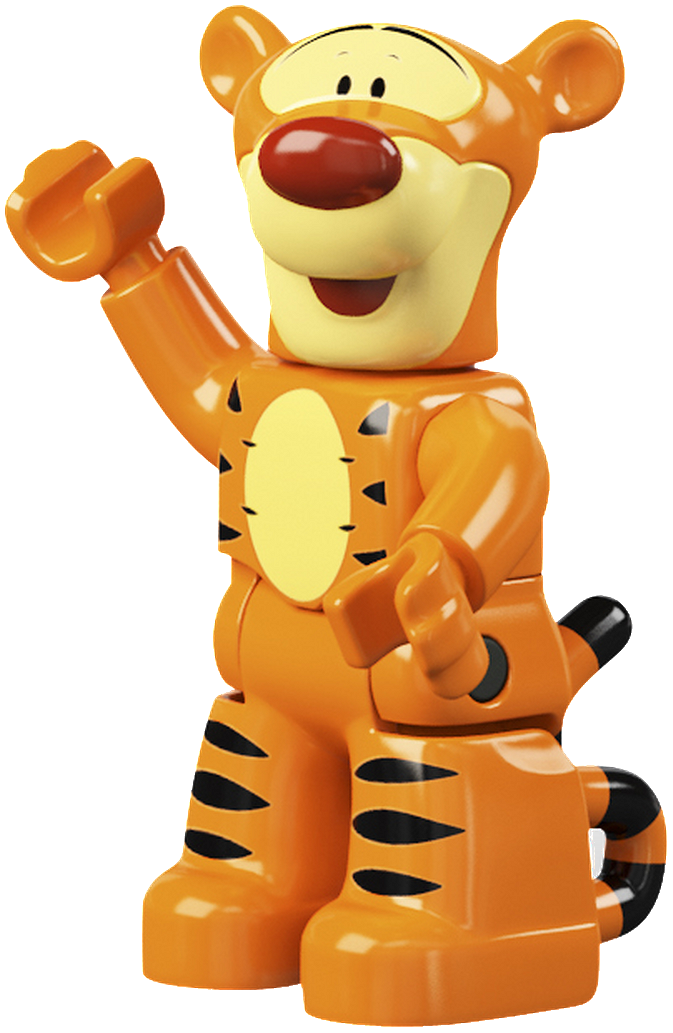 Brickipedia fandom powered by. Tigger transparent miss you clip transparent library