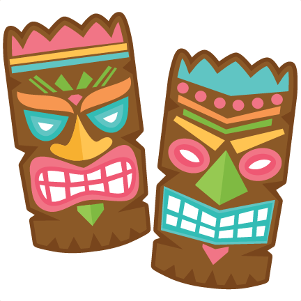 Tiki god clipart png file. Pin by katie fisher