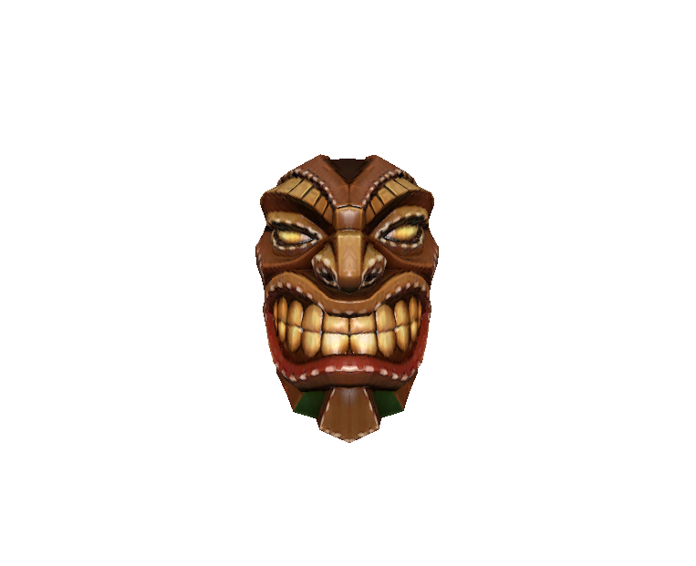 Tiki mask png. Image csgo facemask counter