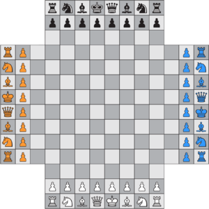 match drawing chess