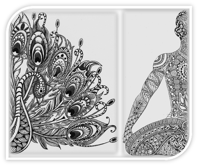 Tile drawing pen. Z inspiration diva pencil