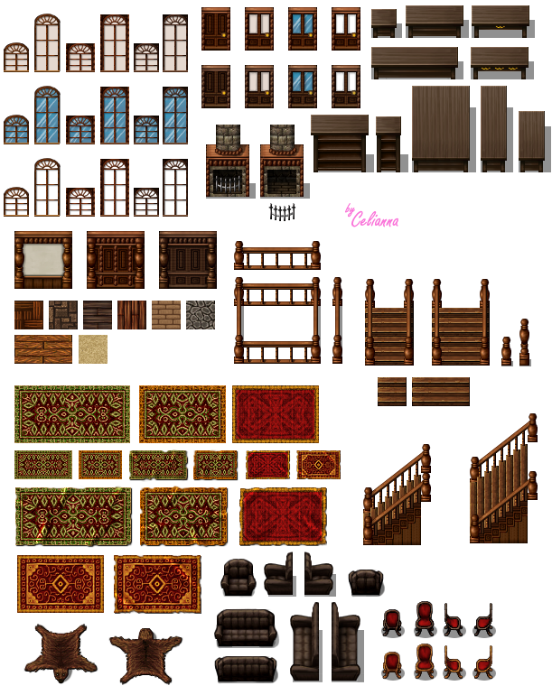 Tile vector rpg, Picture #1210260 tile vector rpg