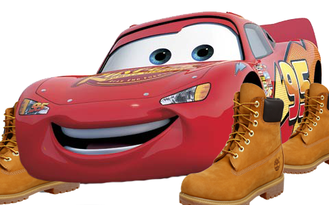 Timbs png lightning mcqueen. On twitter cars