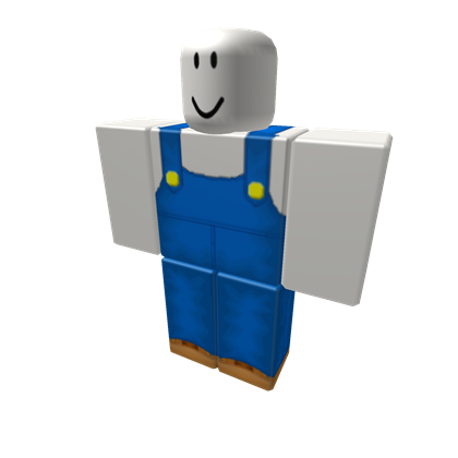 Timbs png mario. Overalls roblox d