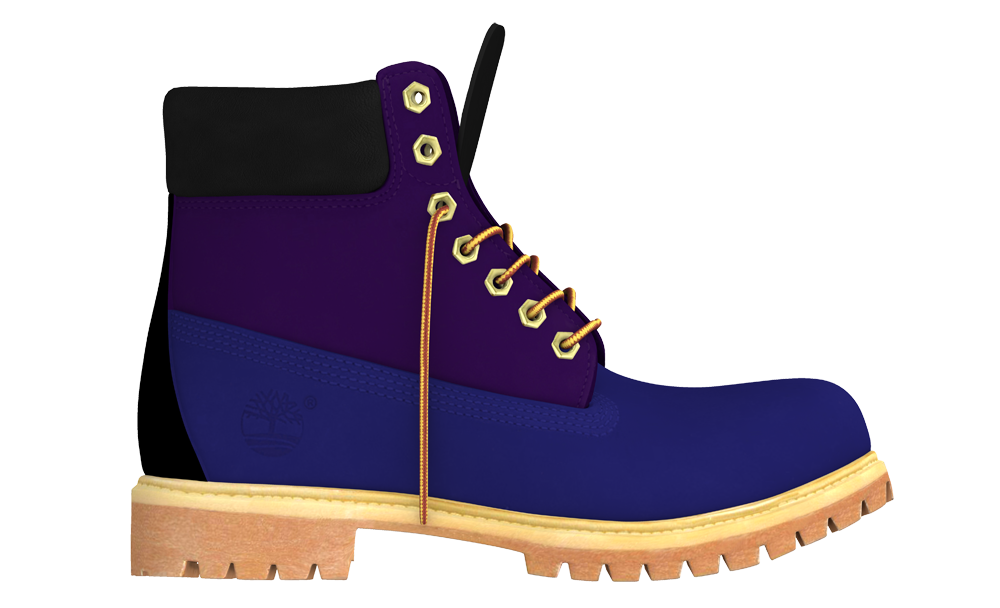 Timbs png real. Customize timberland boot multicolor