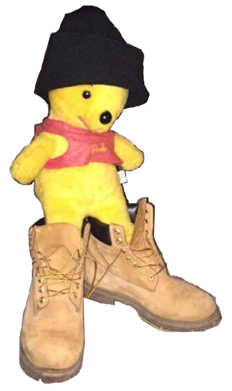 Timbs png low. A winnie the poo