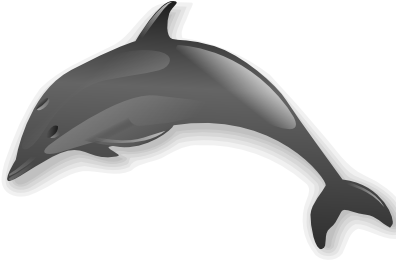 Time clipart elapsed time. Free of dolphin word
