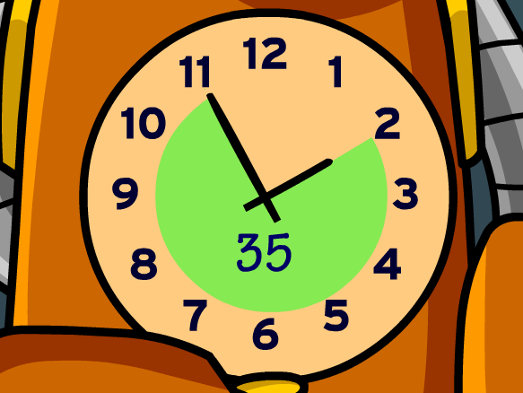 Time clipart elapsed time.