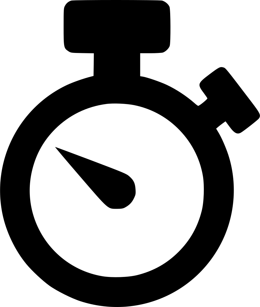 Time clock icon png. Timer watch count svg