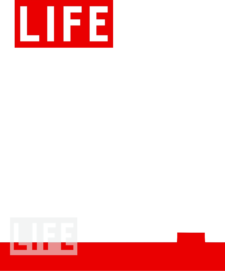 Time magazine cover png. Life dryden art