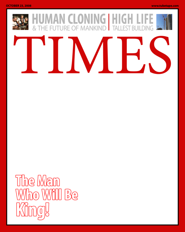 Time magazine png. Blank cover picture transparentpng
