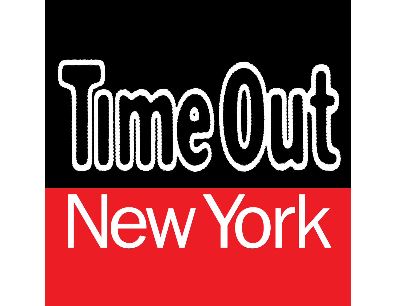 Time out logo png. New york sugar east