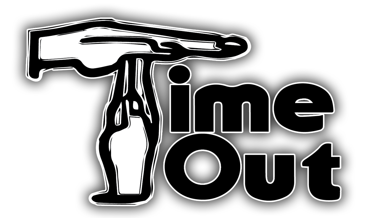 Time out logo png. Grill late night food