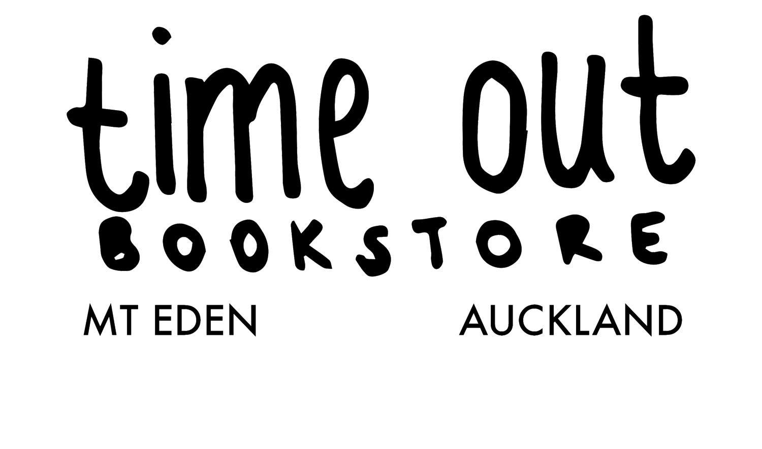 Time out logo png. Bookstore