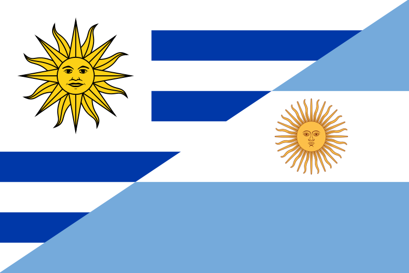 timeline clipart history uruguay