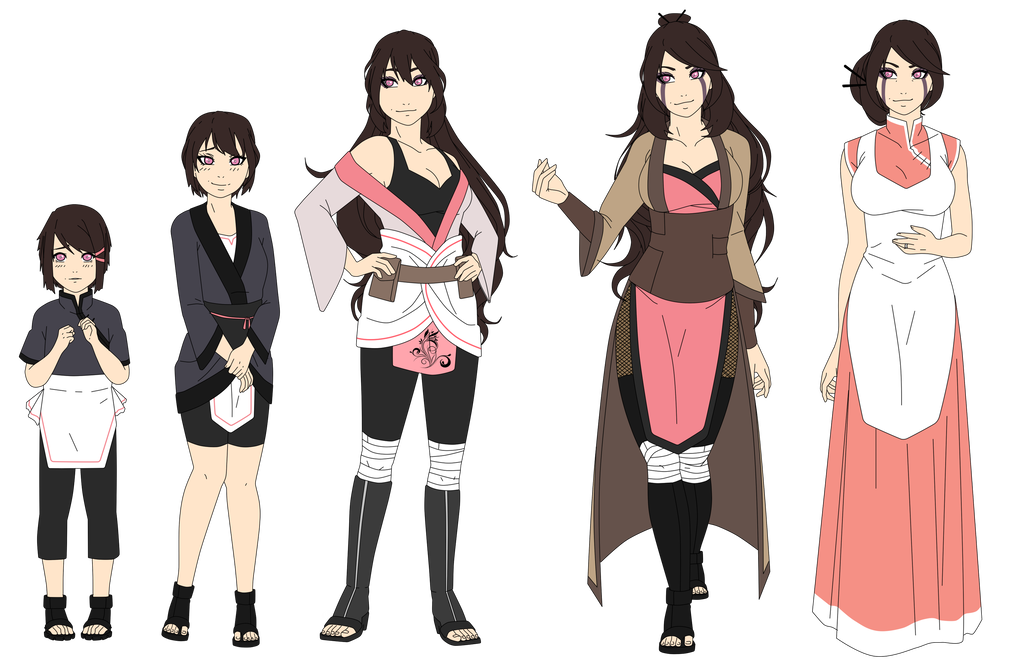 Timeline drawing naruto. Rpc kairi hirosa outdated