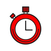 Timer clipart. Cilpart lovely icon icons