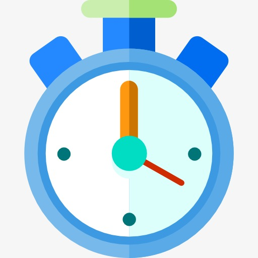 Blue stopwatch cartoon png. Timer clipart svg royalty free library