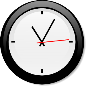 Cartoon clock png. Modern clip art at