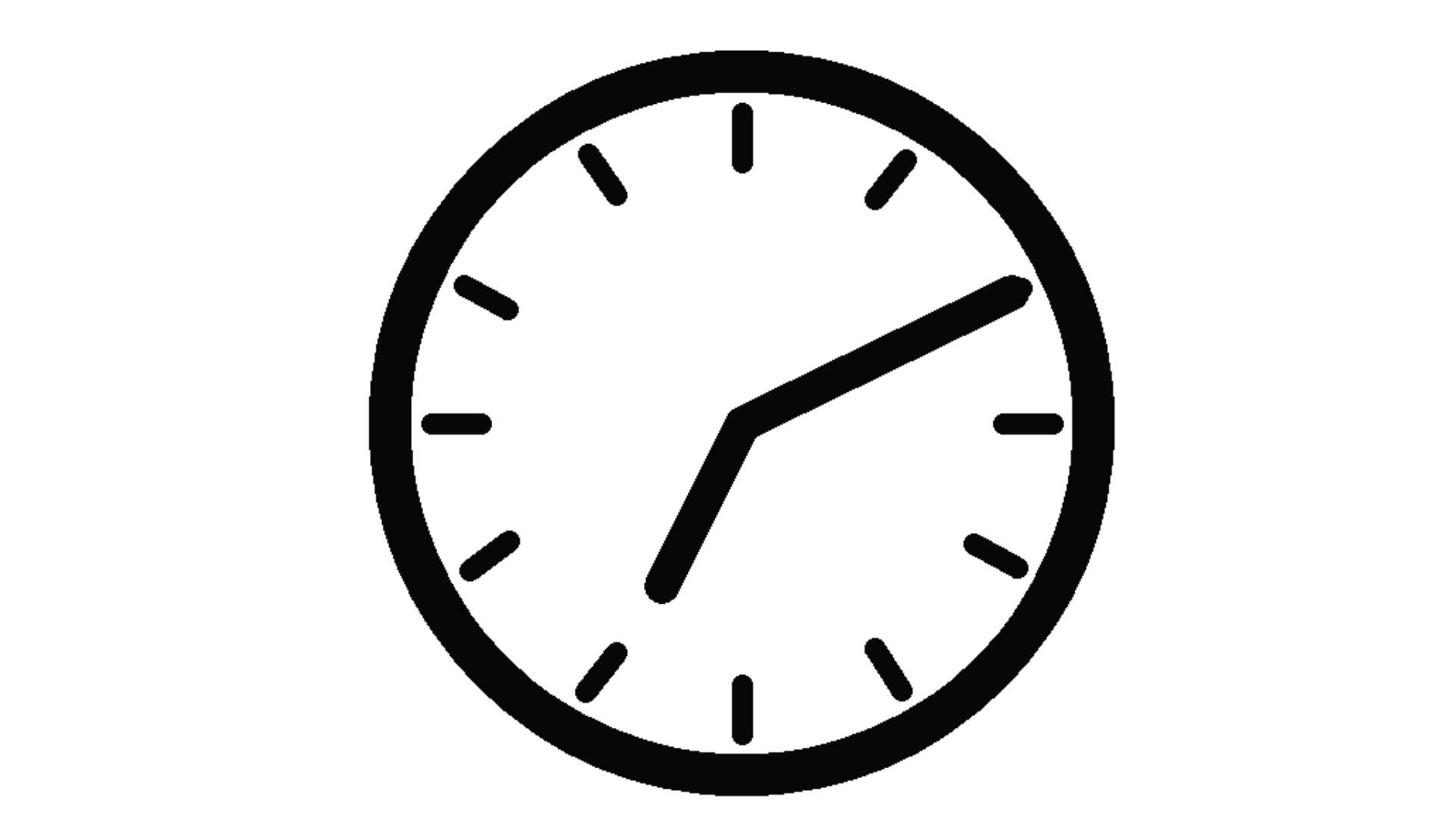 Clock animation youtube . Timer clipart stamen svg royalty free stock