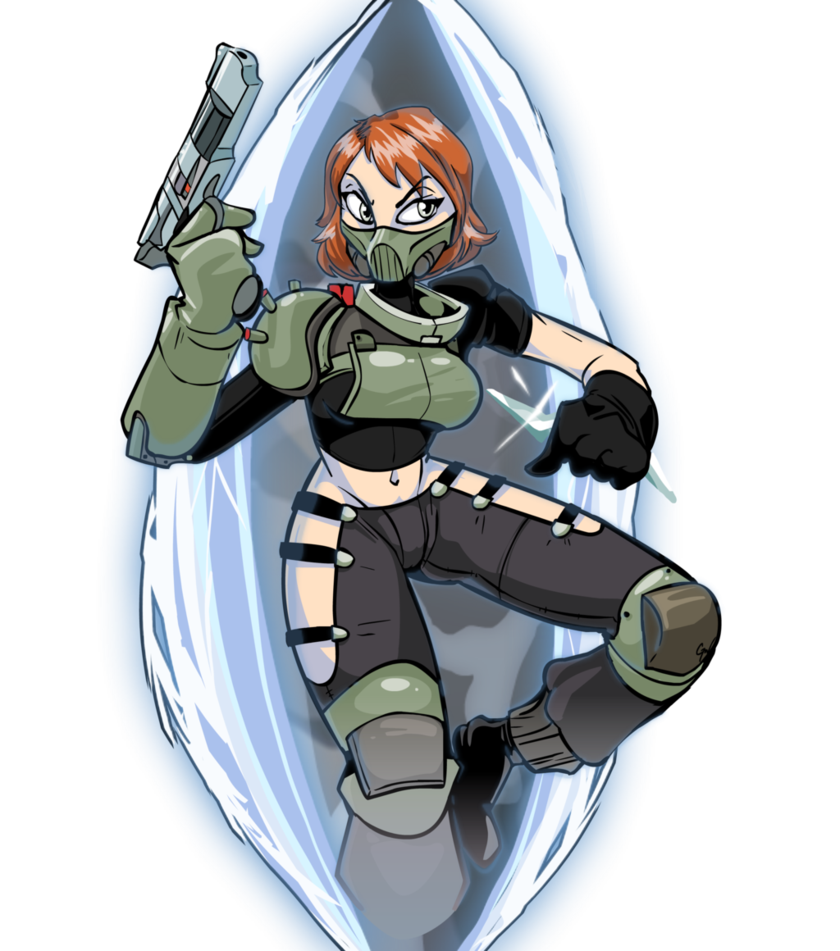 Timesplitters future perfect png. Corporal hart by wooleyworldhq