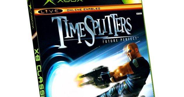 Timesplitters future perfect png. Xb classic rp