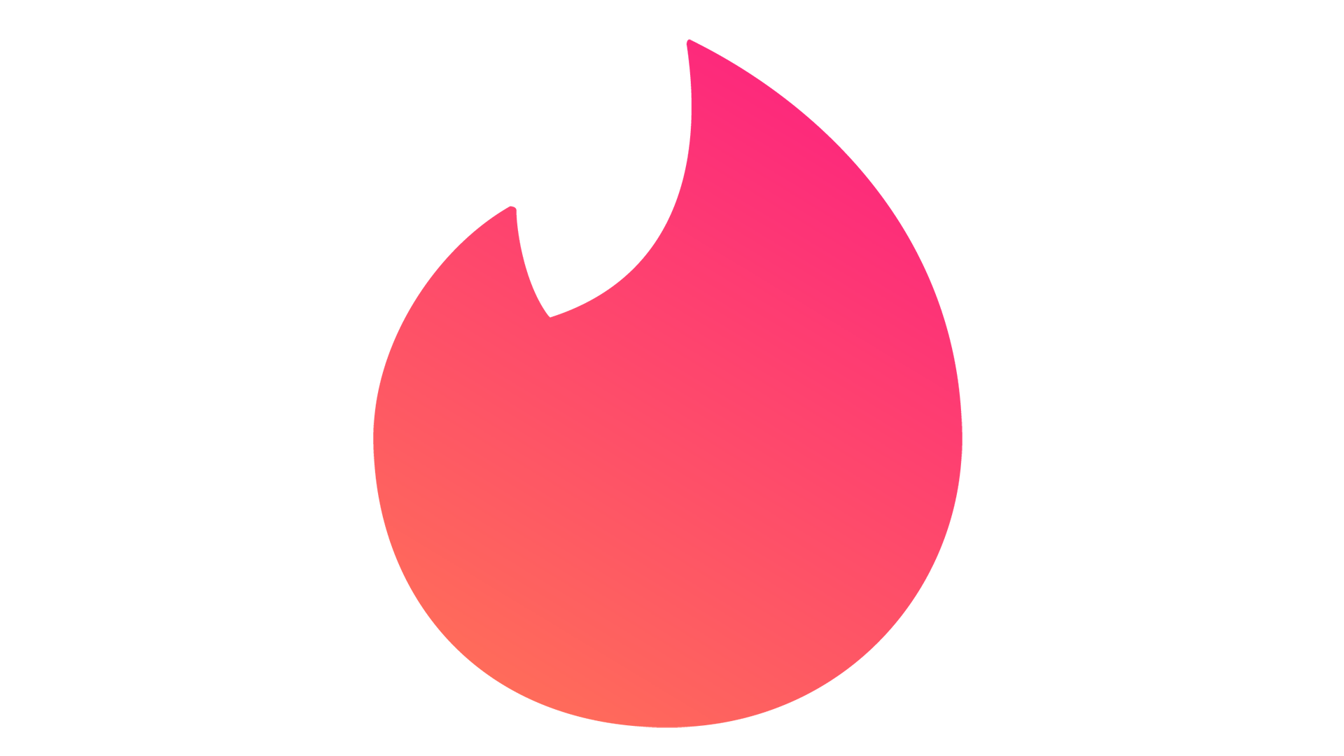 Tinder logo png. Symbol meaning history and