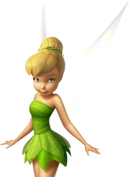 Tinker bell movie scene png. Mario sonic and sora