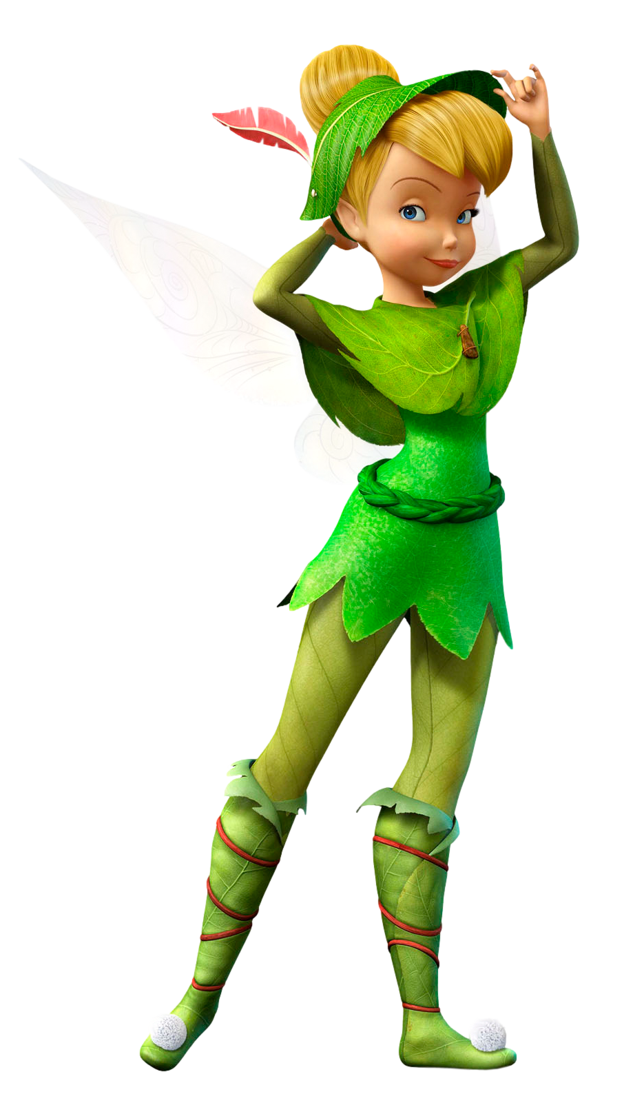 Tinker bell png images. Transparent tinkerbell fairy clipart