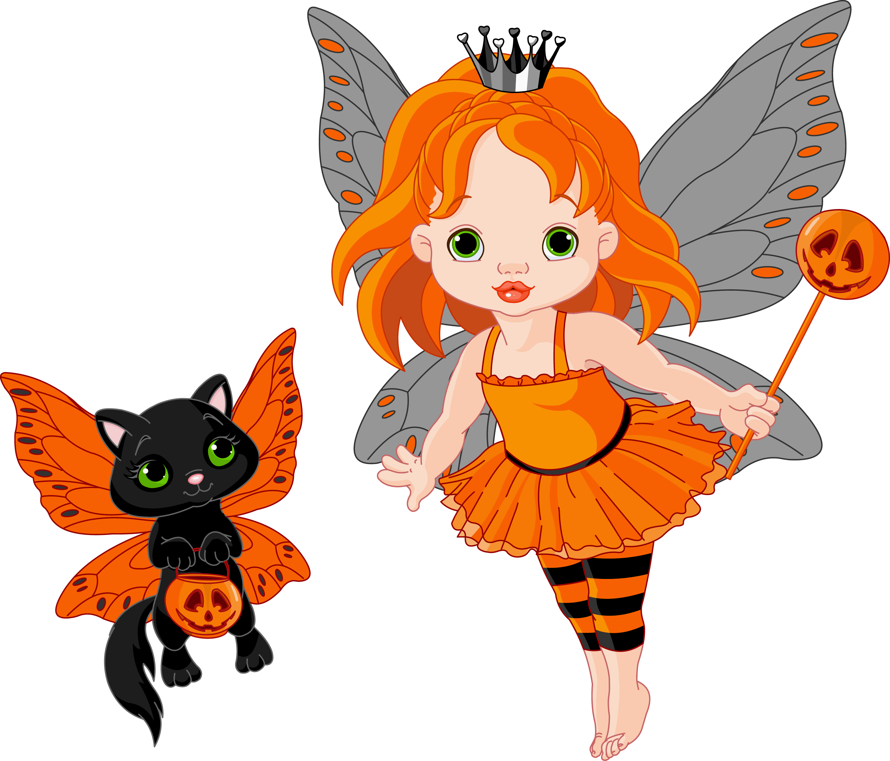 kids transparent halloween